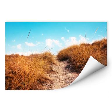 Wallprint Strandaufgang