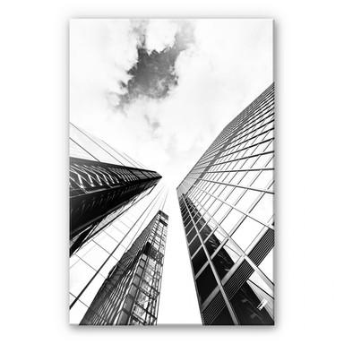 Acrylglasbild Skyscraper