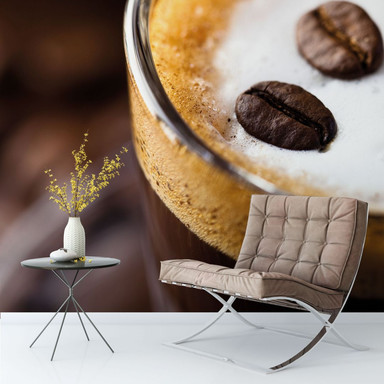 Fototapete Coffee 2 - 240x260cm - Bild 1