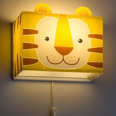 Kinderzimmer Wandleuchte Little Tiger E27