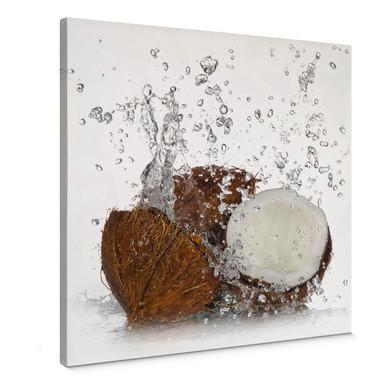 Leinwandbild Caribbean Coconut
