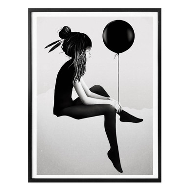 Poster Ireland - No such thing as nothing - Luftballon