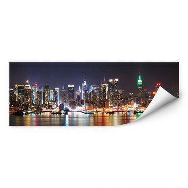 Wallprint New York Skyline - Panorama