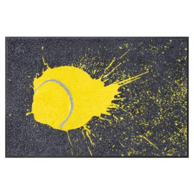 Wash&Dry Fussmatte Tennis 50x75cm