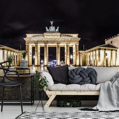 Fototapete Brandenburger Tor - 240x260cm - Bild 1