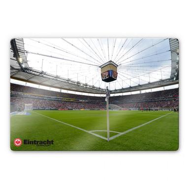 Glasbild Eintracht Frankfurt Arena