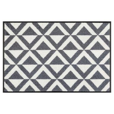 Wash&Dry Decor Fussmatte Alvar grey 50x75cm