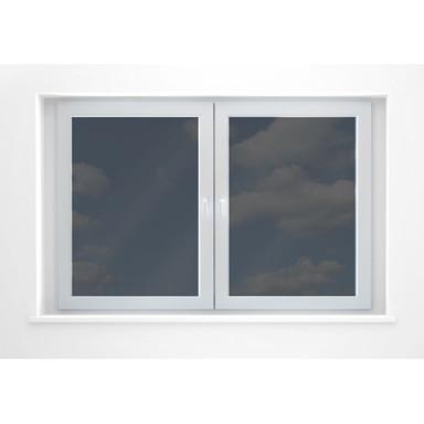 Fensterfolie Sonnenschutzfolie dunkel - selbstklebend - Bild 1