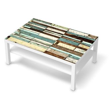 Klebefolie IKEA Lack Tisch 118x78cm - Schiffsbruch- Bild 1