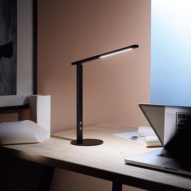 LED Tischleuchte Ideal 10W 770lm in Schwarz