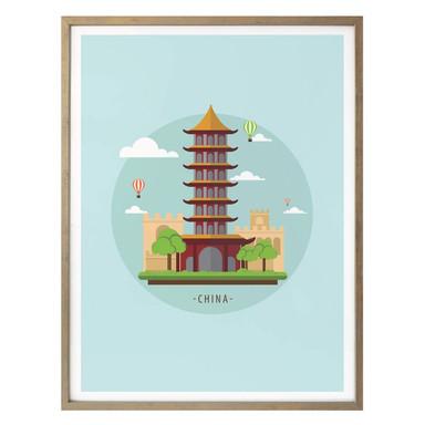 Poster - Visit China