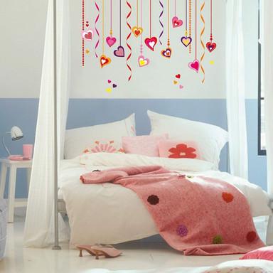 Wandsticker Herzen - Bild 1