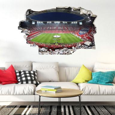 3D Wandsticker FCB Stadion Pack Ma's - Bild 1