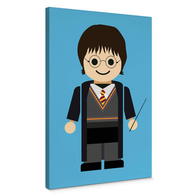 Leinwandbild Gomes - Harry Potter Spielzeug