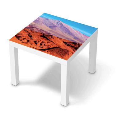 Möbelfolie IKEA Lack Tisch 55x55cm - Arizona