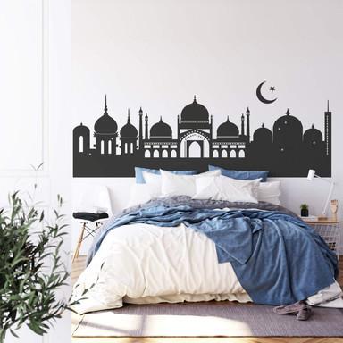 Wandtattoo Islamische Skyline