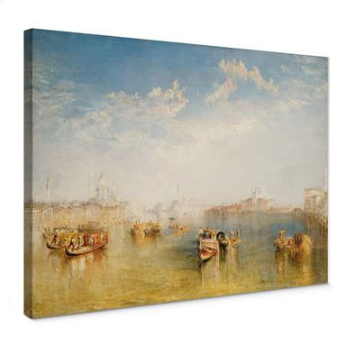 Leinwandbild Turner - Giudecca, La Donna Della Salute und San Giorgio