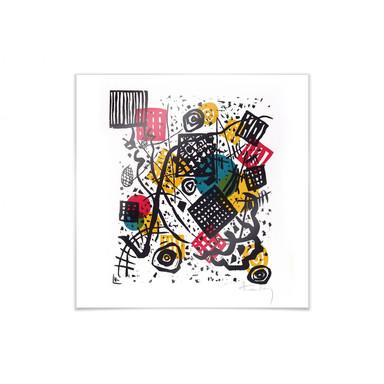 Poster Kandinsky - Kleine Welten V