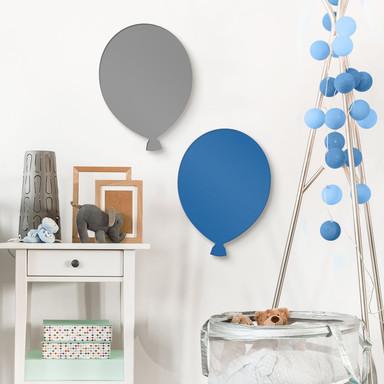 Dekobuchstaben 3D - Luftballon mit Seil