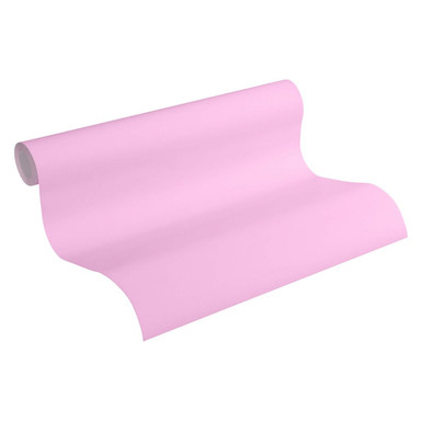 Esprit Vliestapete Tapete Uni rosa