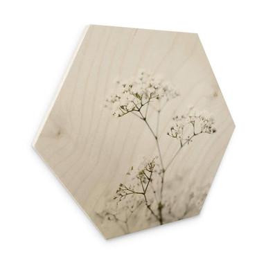 Hexagon - Holz Annie - Wiesenkerbel