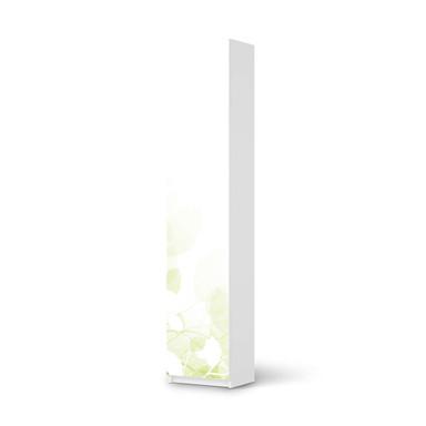 Klebefolie IKEA Pax Schrank 236cm Höhe - 1 Tür - Flower Light- Bild 1