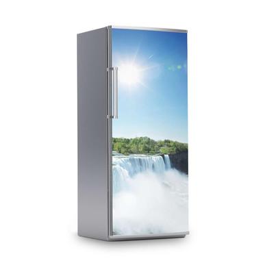 Kühlschrankfolie 60x150cm - Niagara Falls- Bild 1