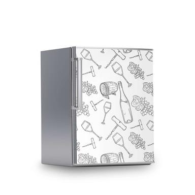 Kühlschrankfolie 60x80cm - Vino- Bild 1