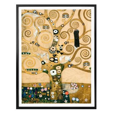 Poster Klimt - Der Lebensbaum