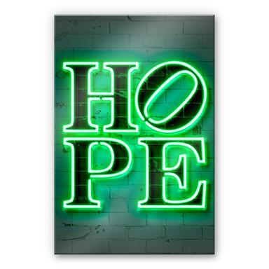 Acrylglasbild Mielu - Hope