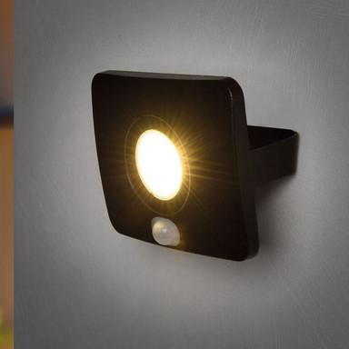 LED Flutlichtstrahler Bolton 3000K IP65 mit Bewegungsmelder 20W