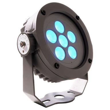 LED Strahler Power Spot II in Anthrazit 17W RGB IP65