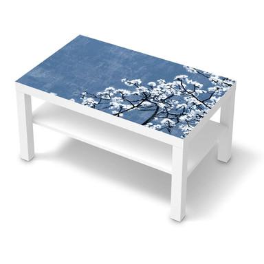 Möbelfolie IKEA Lack Tisch 90x55cm - Spring Tree