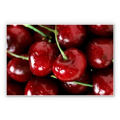 Wandbild Cherry