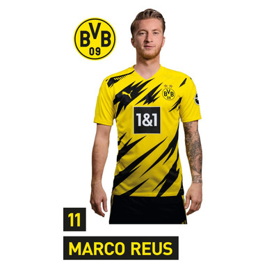 Wandsticker BVB Reus Portrait 2020/2021