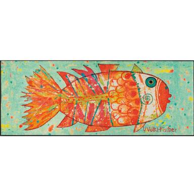 Wash&Dry Fussmatte Funky Fish