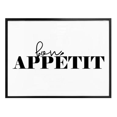 Poster - Bon Appetit
