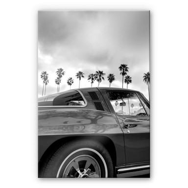 Acrylglasbild Ochlich - California Oldtimer