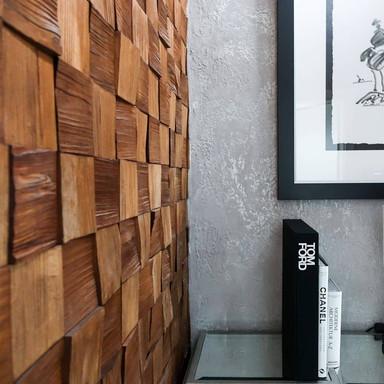 Holz Wandverkleidung Holzpaneele Wood Collection Quadro 2