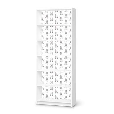 Klebefolie IKEA Billy Regal 6 Fächer - Hoppel- Bild 1