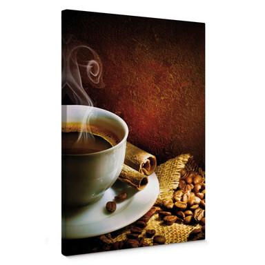Leinwandbild Coffee 1