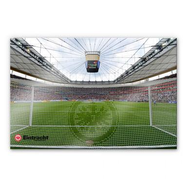 Acrylglasbild XXL Wandbilder - Eintracht Frankfurt Arena Tornetz