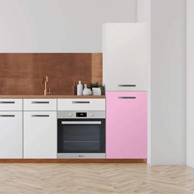 Klebefolie - Hochschrank (60x100cm) - Pink Light- Bild 1
