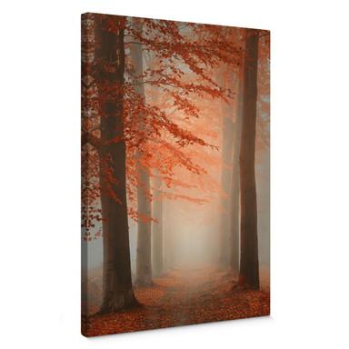 Leinwandbild Dingemans - Herbstträume