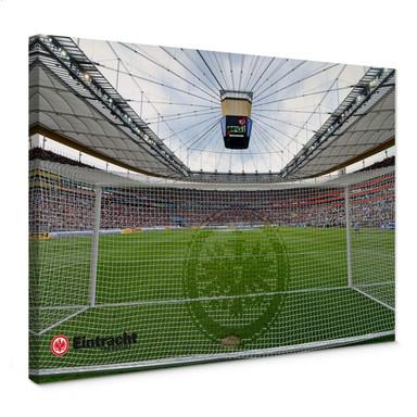 Leinwandbild Eintracht Frankfurt Arena Tornetz