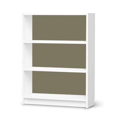 Möbelfolie IKEA Billy Regal 3 Fächer - Braungrau Light