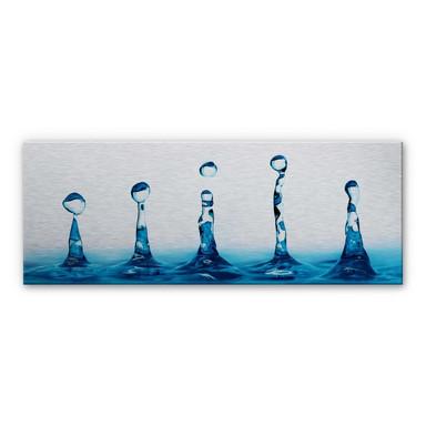 Alu Dibond Bild H2O