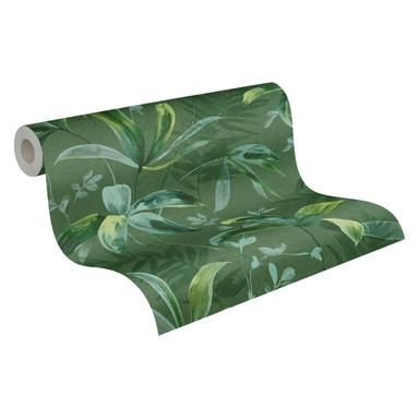 Architects Paper Vliestapete Jungle Chic Dschungeltapete Palmentapete grün