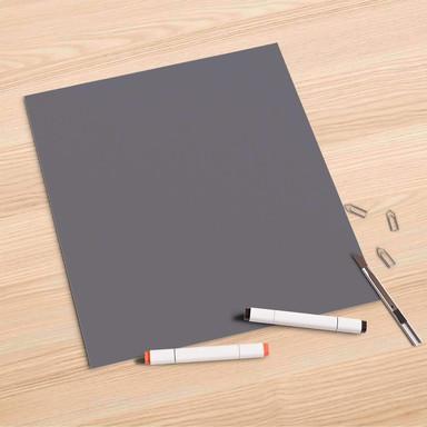 Folienbogen (30x30cm) - Grau Light