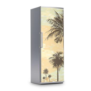 Kühlschrankfolie 60x180cm - Beach Palms- Bild 1